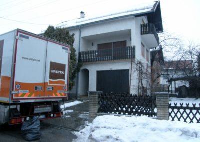 Obiteljska kuća u Zagrebu