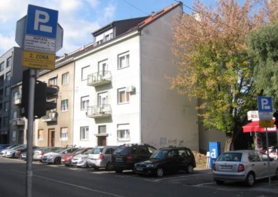 Stambena zgrada u Zagrebu